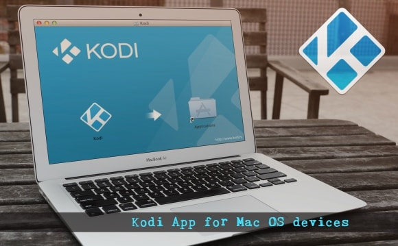 Kodi for Mac OS devices