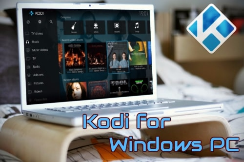 Kodi for Windows PC