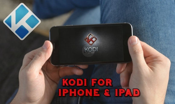 Kodi for iOS devices